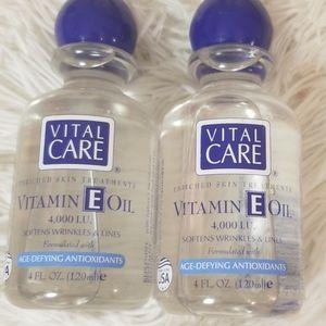 🧡 3 for $20! NEW! Vital Care Vitamin E Skin Care